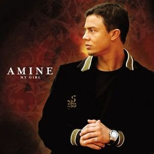 Amine (French singer) My Girl Amine song Wikipedia