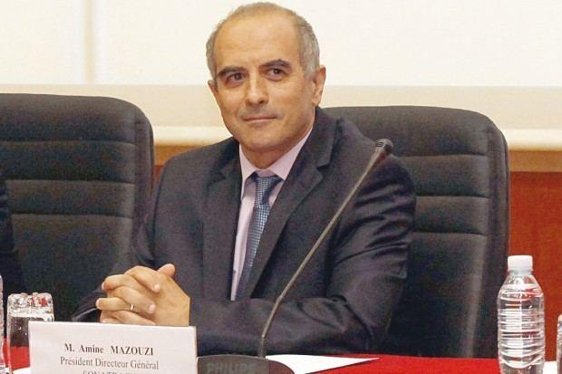 Amine Mazouzi Le PDG de Sonatrach Pas de recours l39endettement extrieur