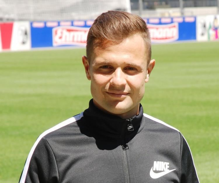 Amir Abrashi Amir Abrashi ist der vierte Neuzugang SC Freiburg