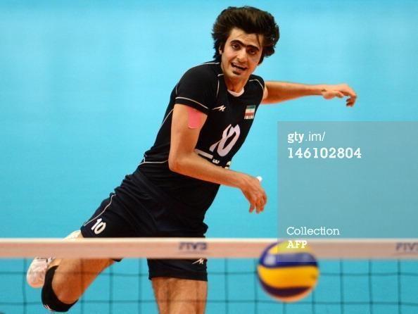 Amir Ghafour VolleyballMoviesnet on Twitter quotVIDEO Amir Ghafour 2