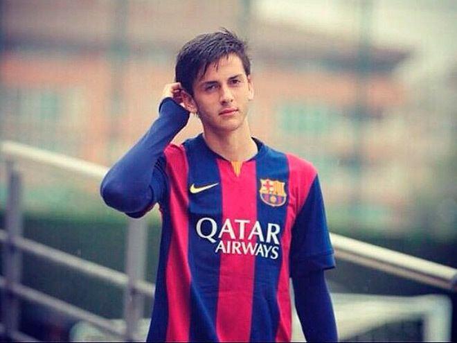 Amir Natkho Le FC Barcelone va prter un jeune espoir Transfert Foot