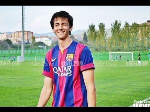 Amir Natkho Amir Natkho Skils and Goal Wonderkid BARCELONA YouTube