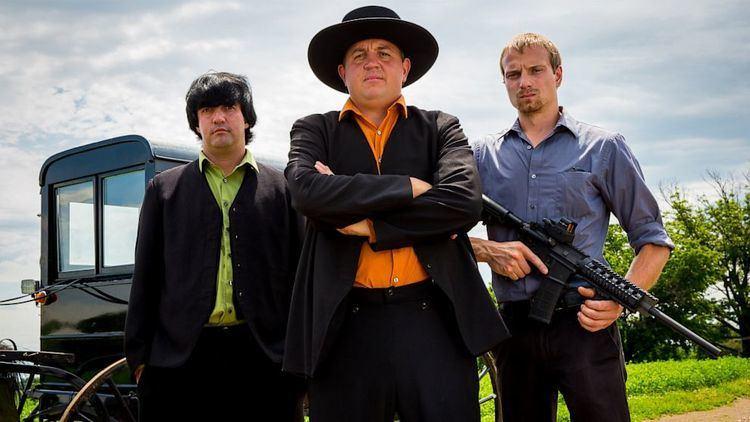 Amish Mafia Amish Mafia39 Bending Rules in CenturiesOld Amish Lifestyle ABC News