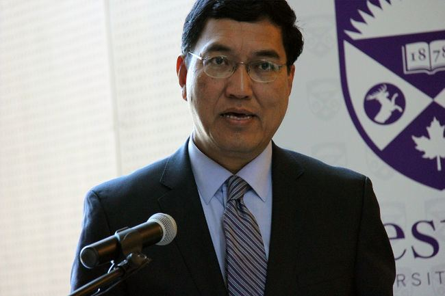Amit Chakma Chakma ditches meeting after faculty OKs media The