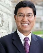 Amit Chakma President39s Biography Office of the President Western