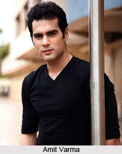 Amit Varma (actor) Varma Indian TV Actor
