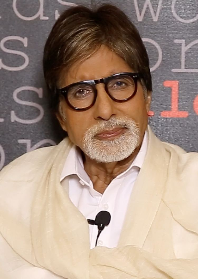 Amitabh Bachchan Amitabh Bachchan Wikipedia the free encyclopedia