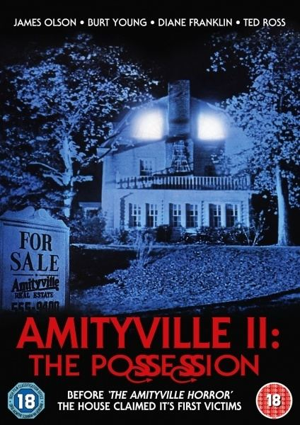 Amityville II: The Possession High Fliers Films Release AMITYVILLE II THE POSSESSION