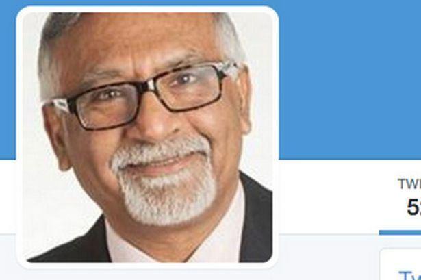 Amjad Bashir Amjad Bashir UKIP defector in foulmouthed Twitter tirade