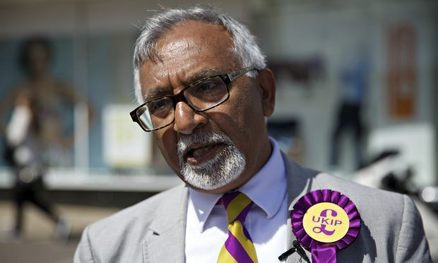Amjad Bashir Ukip candidate39s family restaurant fined over illegal