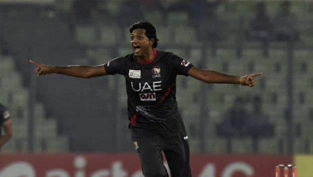 Asia Cup 2016 Rise of Amjad Javed and UAE cricket Cricket Country