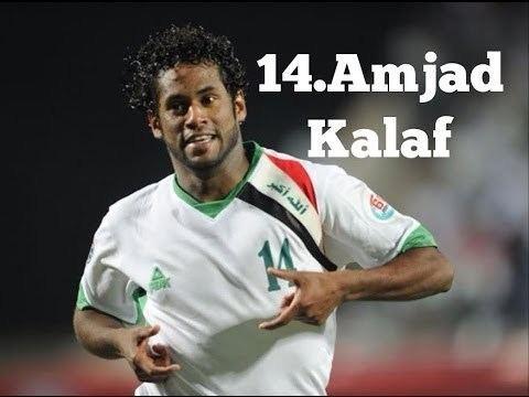 Amjad Kalaf Amjad Kalaf AFC 2014 U22 YouTube
