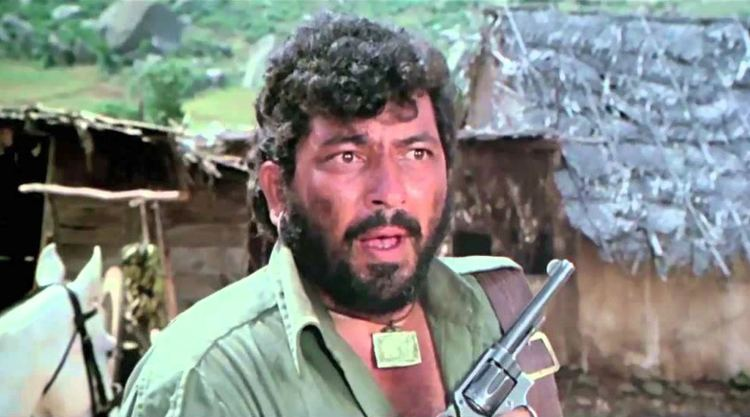 Amjad Khan (actor) On Amjad Khan39s birthday 5 things that make him the 39Gabbar39 of