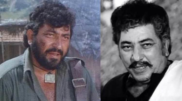 Amjad Khan (actor) Biography on actor Amjad Khan soon The Indian Express