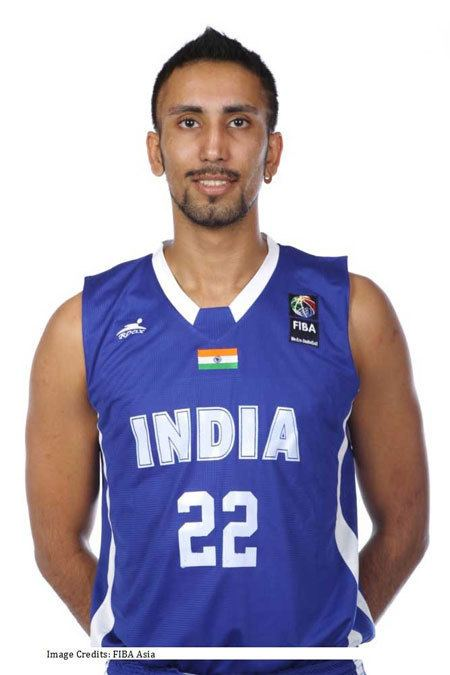 Amjyot Singh India hoopster Amjyot Gill signs up for NBA DLeague Rediffcom Sports