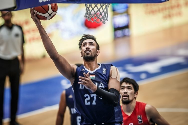 Amjyot Singh Hoopistani Amjyot Singh eligible for NBA DLeague draft Aim is to