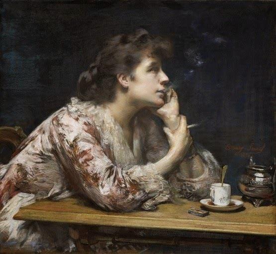 Amélie Beaury-Saurel figuration feminine Amlie BeaurySaurel 18481924
