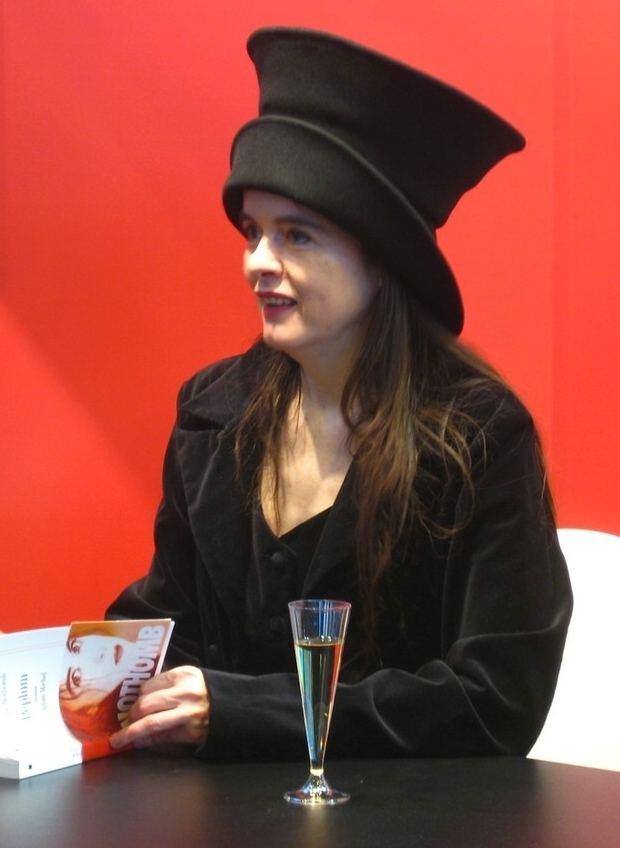 Amélie Nothomb Amlie Nothomb Wikipedia