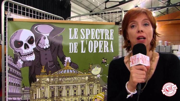 Amélie Sarn Amlie Sarn et Laurent Audouin quotLes Aventures fantastiques de Sacr