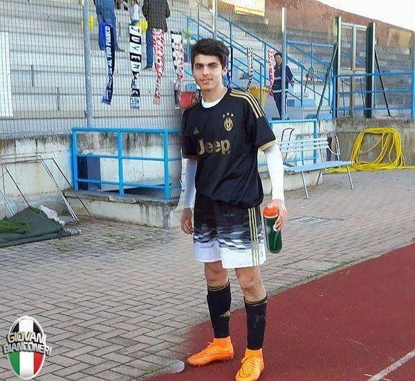 Ammar Ramadan Buzz Spor on Twitter Juventus gen takmnda oynayan Ammar Ramadan