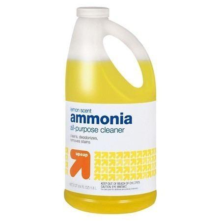 Ammonia Ammonia Lemon Scent 64 oz up amp up Target