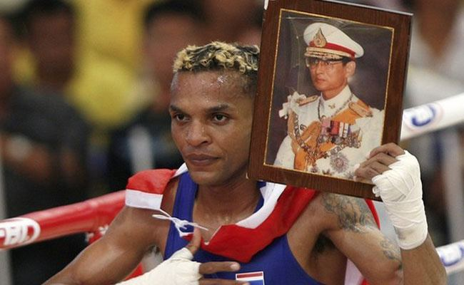 Amnat Ruenroeng Amnat Ruenroeng39s Homecoming Descends Into FoulFilled