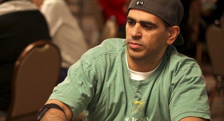 Amnon Filippi Amnon Filippi Poker Player