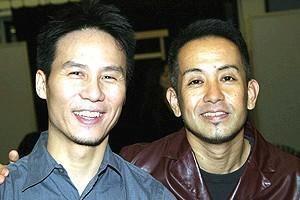 Amon Miyamoto Broadwaycom Photo 4 of 10 Peeking in on Pacific Rehearsals