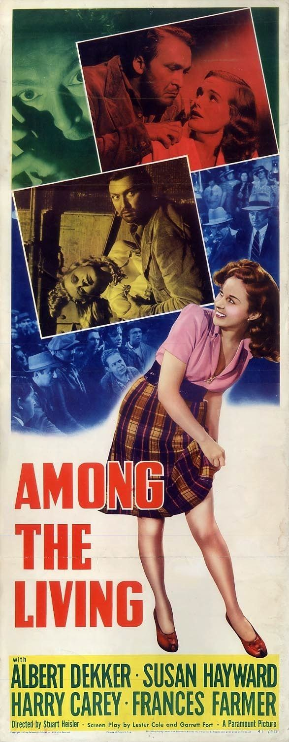 Among the Living (1941 film) Among the Living 1941 Psychotronica Redux