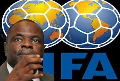 Amos Adamu Amos Adamu I have not been contacted by FIFA panel The NEWS