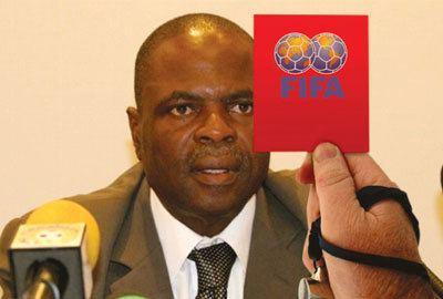 Amos Adamu FIFA bans Amos Adamu for two years Vanguard News