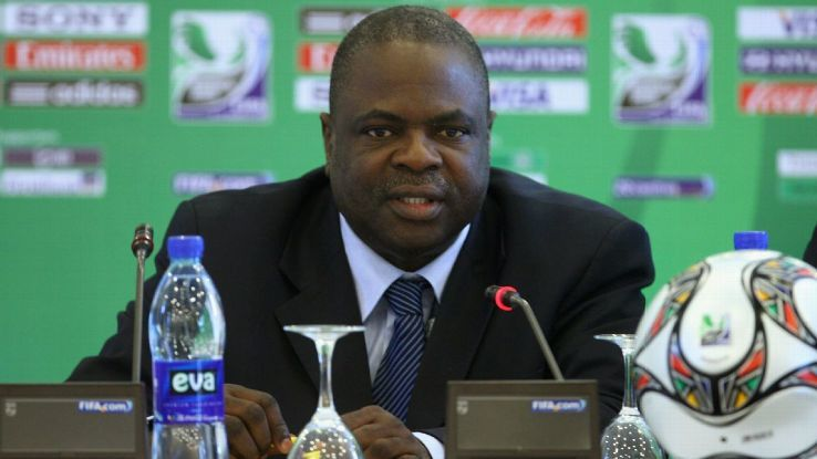 Amos Adamu FIFA bans former ExCo member Amos Adamu of Nigeria for a second time