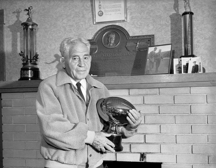 Amos Alonzo Stagg The Complicated Legacy Of Pioneering Football Coach Amos Alonzo