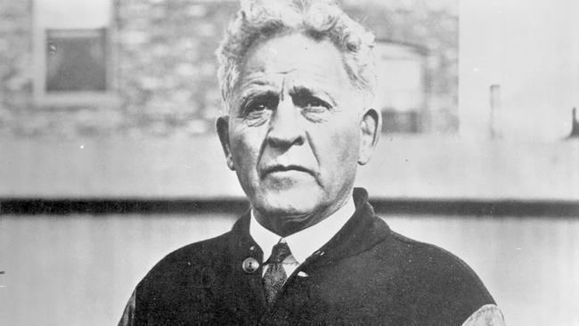 Amos Alonzo Stagg Next time youre asked What do you think of your team Reflect on