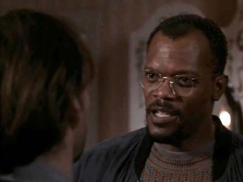 Amos %26 Andrew movie scenes Amos Andrew Sterling s story Samuel L Jackson 1993