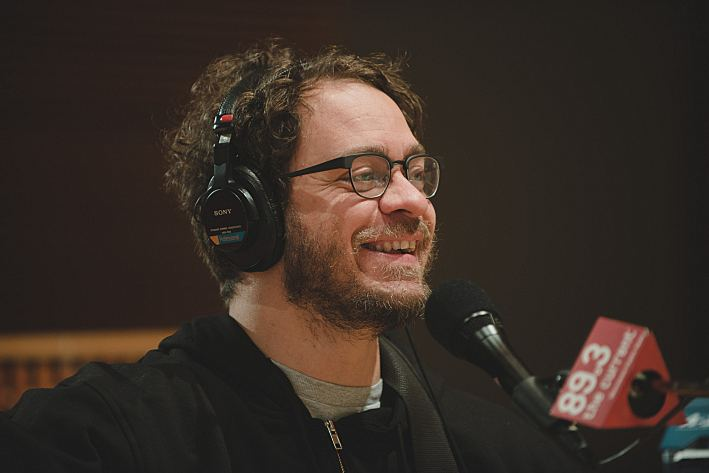 Amos Lee Amos Lee performs live in The Current studios The