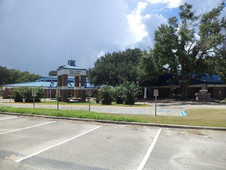 Amos P. Godby High School