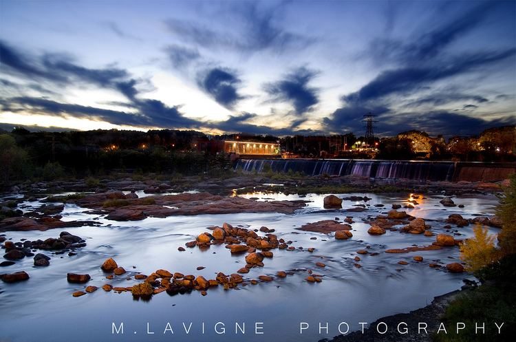 Amoskeag Falls Amoskeag Falls Manchester NH Matt Lavigne Flickr