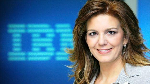 Amparo Moraleda Martínez El gigante informtico IBM ya tuvo presidenta en Espaa Amparo Moraleda