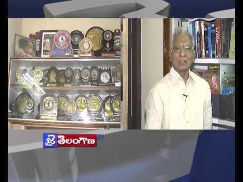 Ampasayya Naveen Face to Face with Telugu novelist AmpasayyaNaveen Telangana News