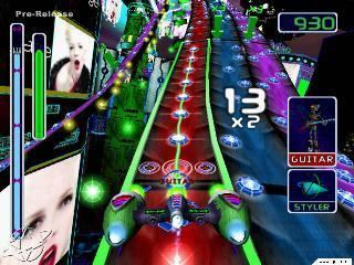 Amplitude (video game) Playstation 2 Reviews AB by The Video Game Critic
