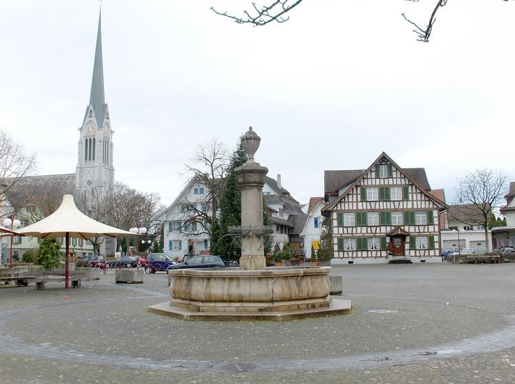 Amriswil in the past, History of Amriswil