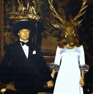 Amschel Rothschild aangirfan THE UNFORTUNATE ROTHSCHILDS