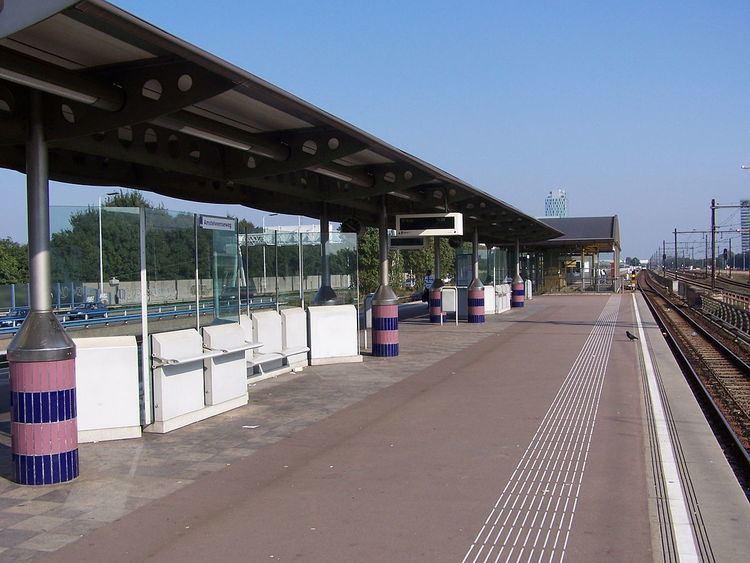 Amstelveenseweg metro station