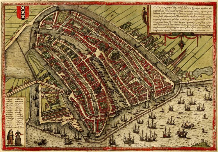 Amsterdam in the past, History of Amsterdam