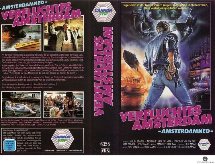 Amsterdamned movie scenes Amsterdamned 1988 Movie Review Underrated Gem