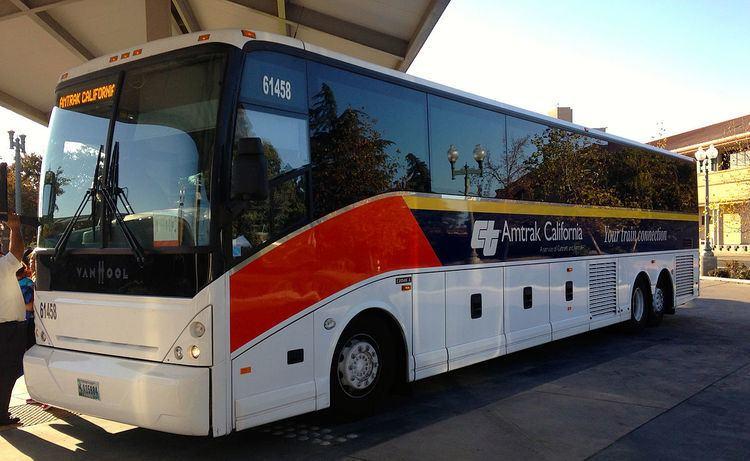 Amtrak Thruway Motorcoach