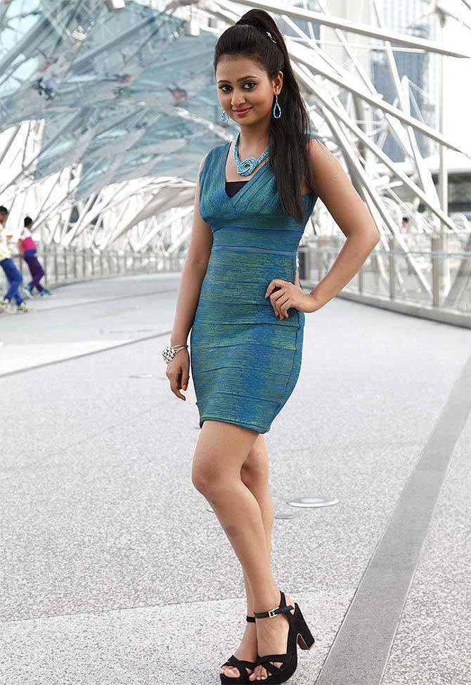 Amulya If fans want to see me in glamorous roles I will do them