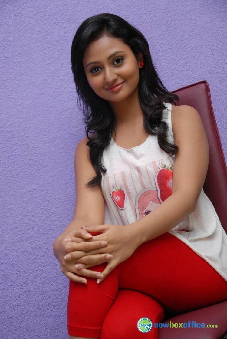 Amulya Amulya New Photos Amulya at Male Movie Press Meet 3