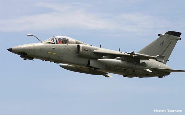 AMX International AMX AMX International AMX Ground Attack and Reconnaissance Aircraft